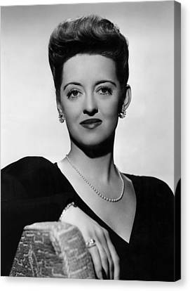 Now, Voyager, Bette Davis, 1942 Canvas Print by Everett
