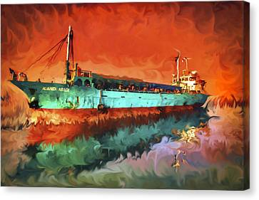 Nuansa Abadi Canvas Print by Svetlin Yosifov