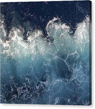 Ocean Spray Canvas Print by Suzanne Carter