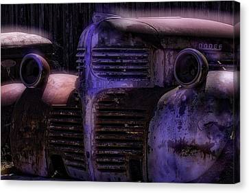 Old Dodge Canvas Print by Garry Gay