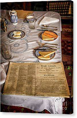 Old Times Canvas Print by Adrian Evans
