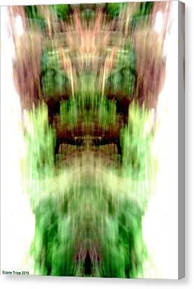 Older Gods Canvas Print by Jane Tripp