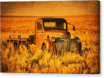 Oldtimer Canvas Print by Mark Kiver