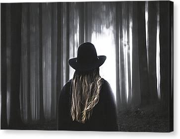 On My Way Canvas Print by Jacky Gerritsen