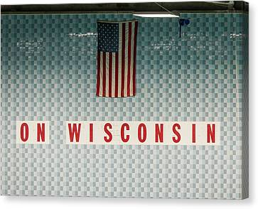 On Wisconsin  Canvas Print by Steven Ralser