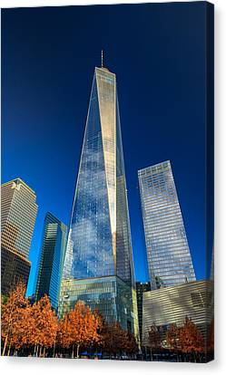 One World Trade Center Canvas Print by Rick Berk