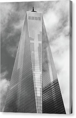 One World Trade Center Canvas Print by Rona Black