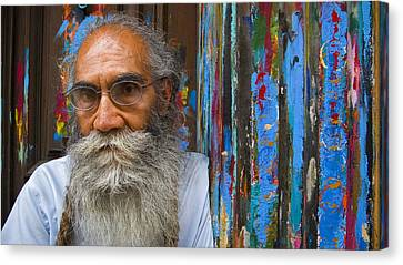 Orizaba Painter Canvas Print by Skip Hunt