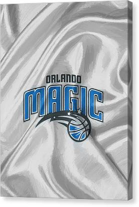 Orlando Magic Canvas Print by Afterdarkness