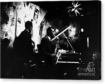 Ornette Coleman (1930-) Canvas Print by Granger