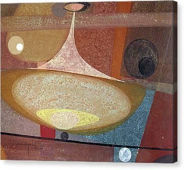 Os1958ar002ba Abstract Design 14x11 Canvas Print by Alfredo Da Silva