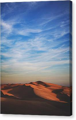Over And Over Canvas Print by Laurie Search