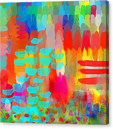 Painter Canvas Print by Moon Stumpp