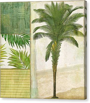 Paradise I Canvas Print by Mindy Sommers