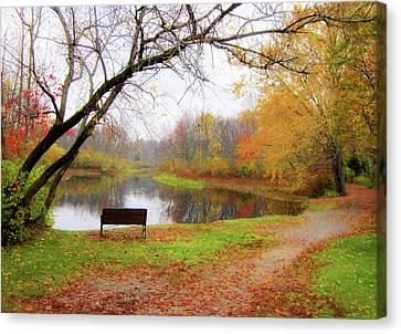 Park Beauty  Canvas Print by MTBobbins Photography