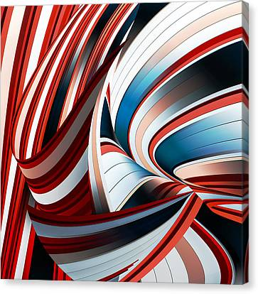 Passione Annodata Canvas Print by Gilbert Claes