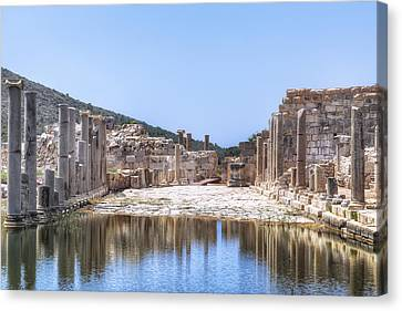 Patara - Turkey Canvas Print by Joana Kruse