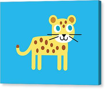Pbs Kids Jaguar Canvas Print by Pbs Kids