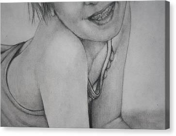 Pd14-10 Canvas Print by Shannon Rains