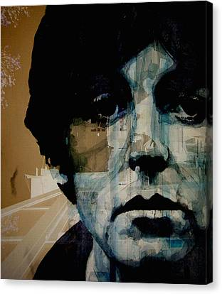 Penny Lane Canvas Print by Paul Lovering