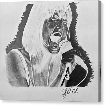 Phantogram Canvas Print by Cody Cole