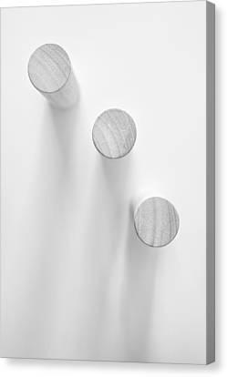Pillars Canvas Print by Scott Norris