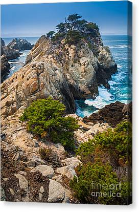 Pinnacle Point Canvas Print by Inge Johnsson
