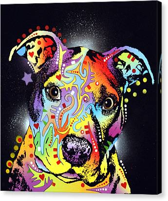Pitastic Canvas Print by Dean Russo