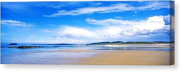 Pollan Strand, Inishowen, County Canvas Print by The Irish Image Collection