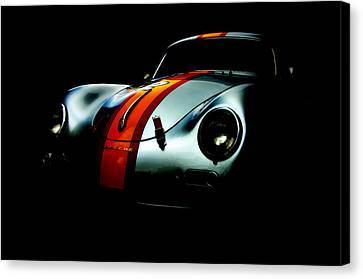 Porsche 1600 Canvas Print by Kurt Golgart