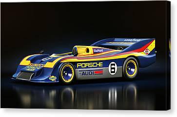 Porsche 917/30 Canvas Print by Marc Orphanos
