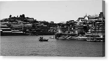 Porto 14b Canvas Print by Andrew Fare
