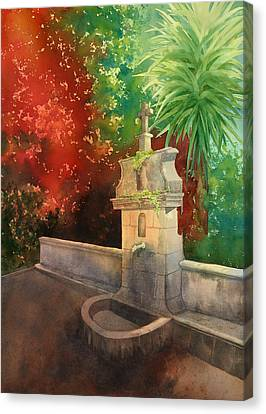 Portugal Canvas Print by Johanna Axelrod