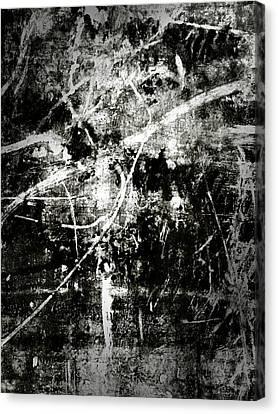 Possessed Canvas Print by Wim Lanclus