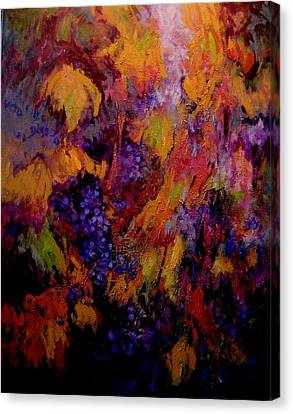Primativo Canvas Print by R W Goetting
