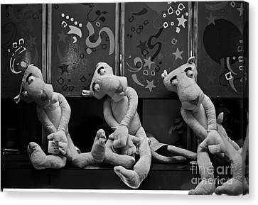 Prizes For The Winners Canvas Print by Bob Orsillo