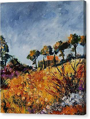 Provence 6741254 Canvas Print by Pol Ledent