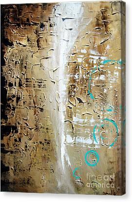 Puebla Canvas Print by Danielle Thompson