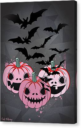 Pumpkin  Canvas Print by Mark Ashkenazi