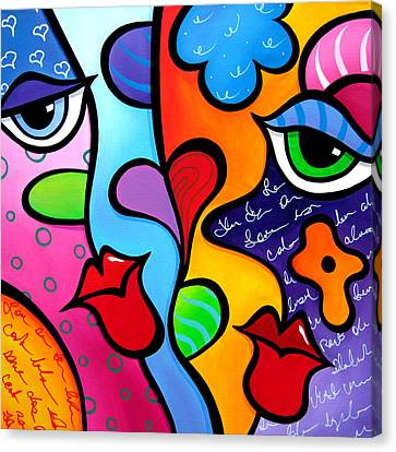 Pure Canvas Print by Tom Fedro - Fidostudio