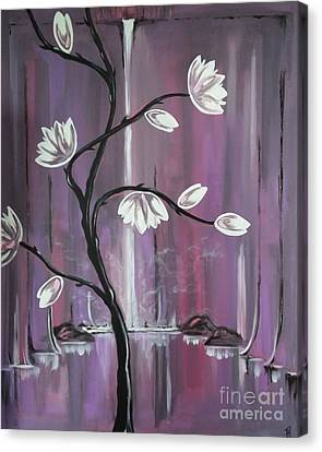 Pureness Canvas Print by Art From Emotion