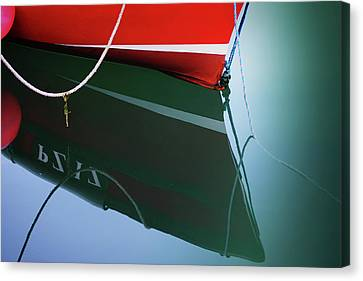 Pz17 Canvas Print by Mark Stokes