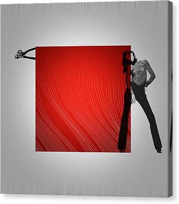 Quad Canvas Print by Naxart Studio