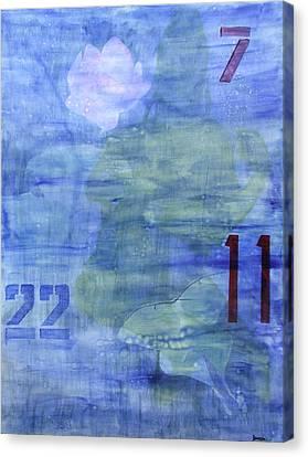 Quest Canvas Print by Ellen Beauregard