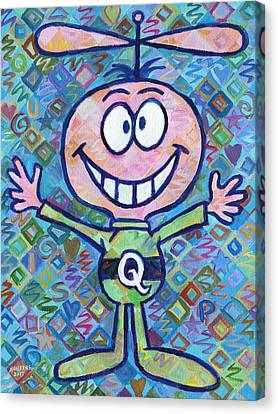 Quisp 2 Canvas Print by Randal Huiskens