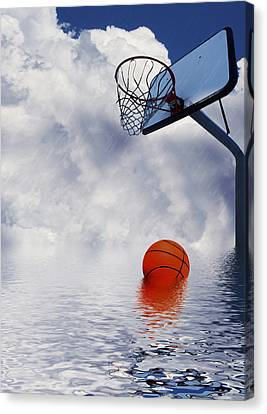 Rained Out Game Canvas Print by Gravityx9   Designs