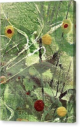 Rainforest Canvas Print by Angela L Walker