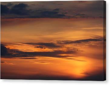 Reach For The Sky 10 Canvas Print by Mike McGlothlen
