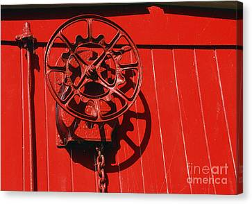 Red On Red Canvas Print by Paul W Faust -  Impressions of Light