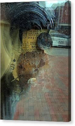 Reflection 1 Canvas Print by Marcia L Jones